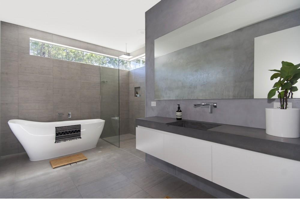 BATHROOM DESIGN COOLUM BEACH SUNSHINE COAST BUILDING DESIGNER COOLUM STUDIO 4