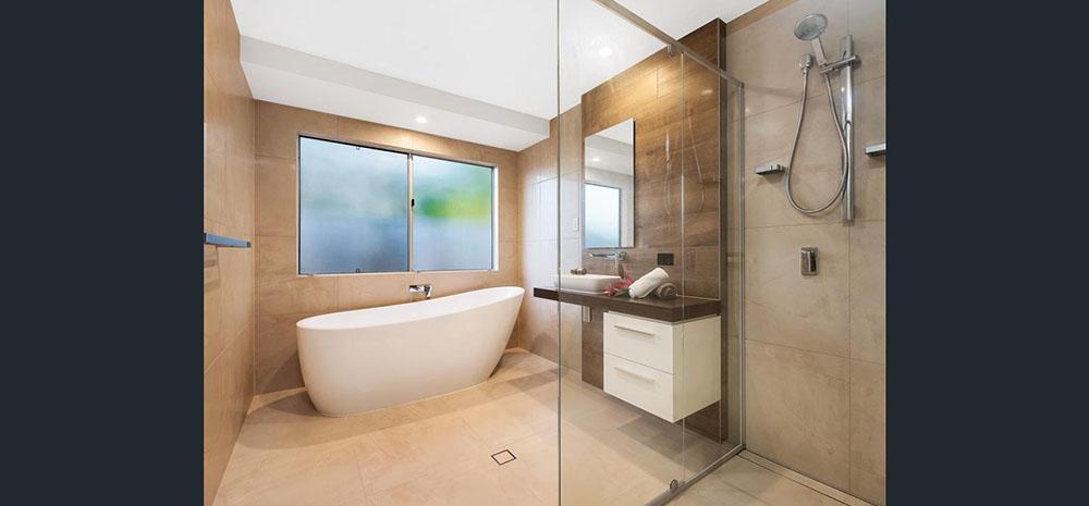 BATHROOM DESIGN FREE STANDING BATH SUNSHINE COAST