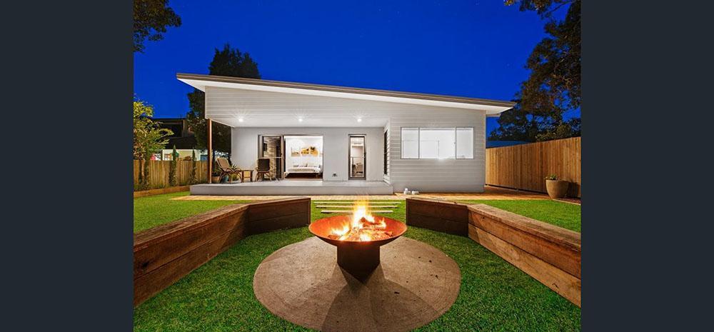 FIRE PIT PLANS Coolum Beach Studio 4 Building Design