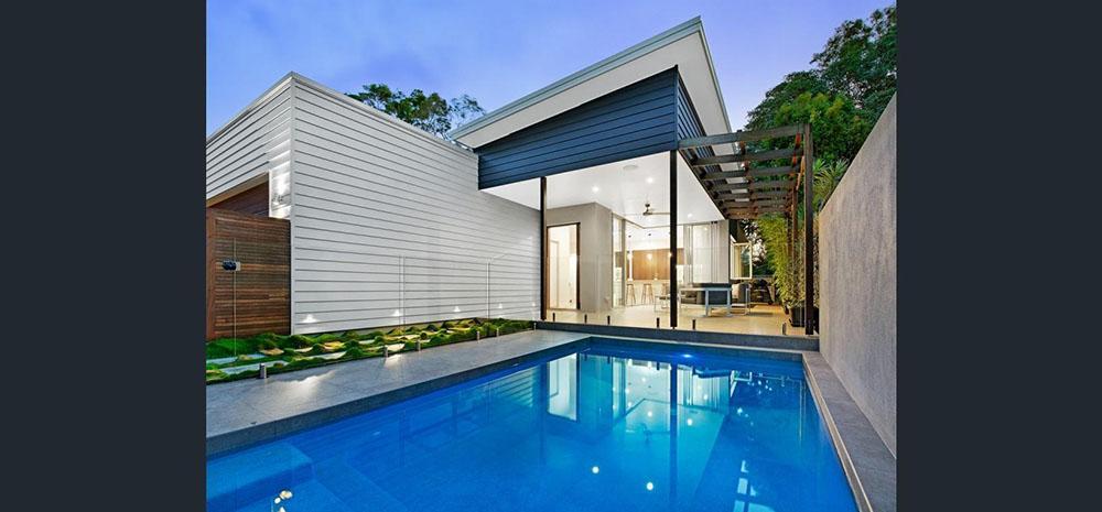 ONE OFF HOUSE DESIGN DESIGNER SUNSHINE COAST