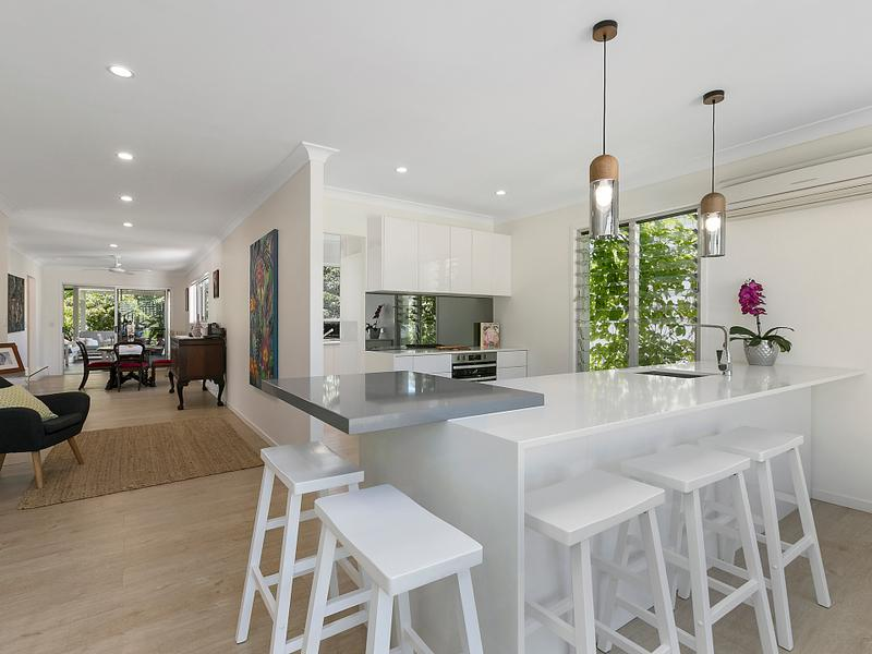 Kitchen Renovation House Plans Coolum Beach